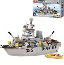 Sluban - Army - boat - (461pcs)