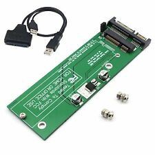 12+6 pin Apple Macbook Solido Di Aria SSD a SATA Convertitore Scheda Adattatore+