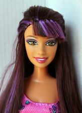 Barbie Doll Teresa Fashionista Swappin Styles Articulated Redressed Beautiful