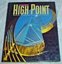 High Point Reading 6th Grade 6 TEXT English Language Arts Homeschool LITERATURE