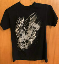 2010 Rockstar Mayhem Festival Black Men's S T Shirt.