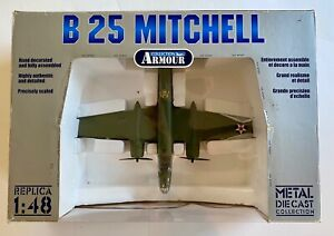 "Armour Collection (Pre-Franklin Mint) B-25 Mitchell J.H. Doolittle ""Tokyo Raid"""