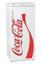 Sticker COCA-COLA pour FRIGO - 100cm x 50cm