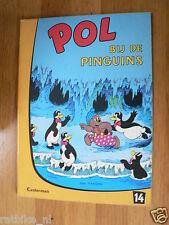 DUTCH POL BIJ DE PINGUINS NO 14 CASTERMAN