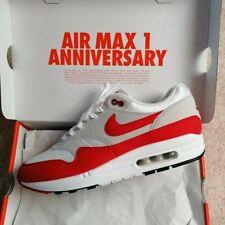Nike AIR MAX 1 OG Red Anniversary I 90 huarache 180 bw light 95 97 blue force