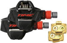 Time ATAC XC 8 Pedals - Dual Sided Clipless Carbon 9/16 Black/Red
