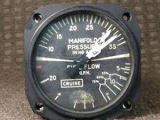 Macleod Indicator, Maniforld Press. and Fuel Press. P/N 721-03-1710
