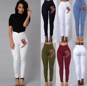 Pantalon Colombianos Jean de Moda Ropa Para Mujer Levanta Cola Vaqueros 50% OFF