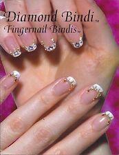 pimp up your Nails 5 top Diamond Snake blue/black 3D Naildesign Swarovski Steine
