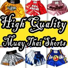 Premium Jawadis Muay Thai Shorts Metallic Colors Flames Gloves Red Bull Retro