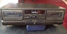 Technics TR 474 MARK 2 Twin Cassette Deck