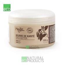 Najel Organic Shea Butter Vanilla 150g