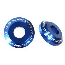 Apico Espaciador De La Rueda Trasera Azul Pro Yamaha YZ125 03-18 YZ250 03-18 YZ250X 15-18