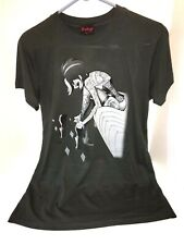 Tyson Mcadoo Men's MUSE T Shirt from Low Brow, Black Market Art New with Tags XL