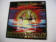 SAVAGE ROSE - DODENS TRIUMF - LP VINYL EXCELLENT CONDITION 1972 HOLLAND