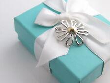 Tiffany & Co.Silber Gold Picasso Gänseblümchen Brosche