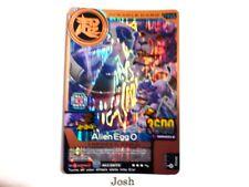 Animal Kaiser Evolution Evo Version Ver 6 Bronze Card (M152E: Alien Egg O)