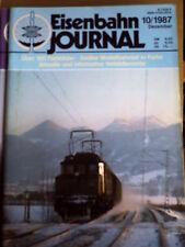 Eisenbahn Journal 10 1987 -- Modelle Der Baureihe 194