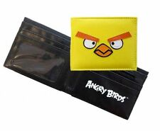 OFFICIAL ANGRY BIRDS YELLOW BIRD GAMING WALLET PURSE NEW WITH TAGS