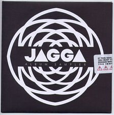 JAGGA Album Sampler UK numbered + sealed 4-trk promo test CD