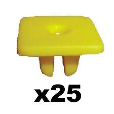 Vis Grommet Écrou Fixation Grille Tableau de Bord Phare X25