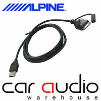 CT29IP33 Alpine KCU-442iV Car Stereo Replacement iPod iPhone Adapter Cable Lead