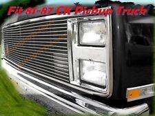 81-87 86 Chevy GMC Pickup Truck Billet Grille 82 83 85