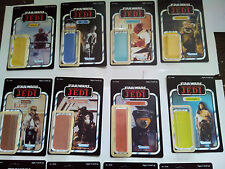 WOW COMPLETE STUNNING 29 X RETURN OF THE JEDI  KENNER RESTORE KITS SELF ADHESIVE