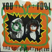"Elvis Costello(7"" Vinyl)You Little Fool-F Beat Records-XX26-UK-VG+/NM"