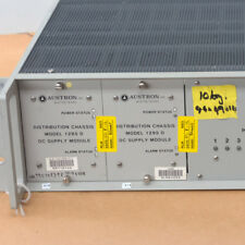 AUSTRON Datum DISTRIBUTION CHASSIS 1295D + 4 QUAD HIGH ISOLATION OUTPUT MODULES