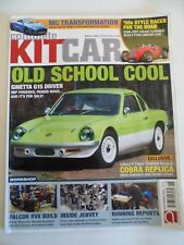 Complete Kitcar magazine - September 2016 - Ginetta G15