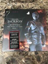 "MICHAEL JACKSON ""HISTORY: PAST, PRESENT AND FUTURE, BOOK 1"" (Vinyl 3 LP Box Set)"