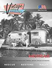 Vintage Camper Trailers Magazine Issue #25 May/June 2016