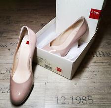 Högl 8004 Damenschuhe 38,5 EU - High Heels - Pumps - Hautfarben / Nude + OVP