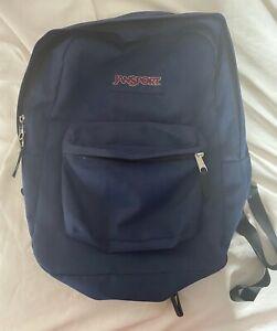 Jansport Blue Backpack