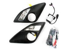 * LED Fog Lamp Cover DRL Daytime Running Light For Toyota Camry US Model 12-14