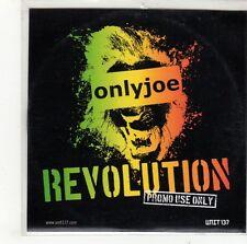 (GI639) Only Joe, Revolution - 2012 DJ CD