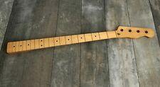 USA Spec Precision 50s Bass Neck Maple Vintage Nitro Finish - 51- 56 Fits Fender