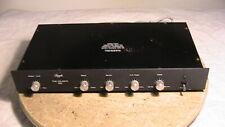 Bozak The Celeste 900 analog signal processor