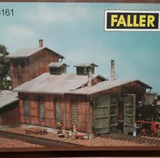 FALLER 120161  H0 kit  -  2 stall engine shed