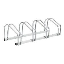 [neu.haus] Fahrradständer für 4 Fahrräder Ständer Mehrfachständer Stahl verzinkt