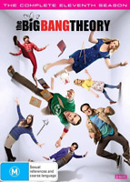 The Big Bang Theory : Season 11 (DVD, 2-Disc Set) NEW