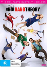 The Big Bang Theory : Season 11 (DVD, 2-Disc Set) NEW