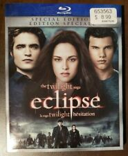 The Twilight Saga Eclipse Bluray