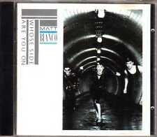 Matt Bianco - Whose Side Are You On - CDA - 1984 - Jazzdance 1998 Reissue