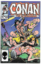 Conan the Barbarian #165 (Marvel 1984 vf+ 8.5) Michael Fleisher & John Buscema