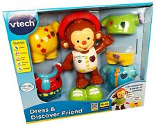 VTech Dress and Discover Friend Monkey Learning Toy - BRAND NEW!!!