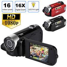 2.7 inch TFT LCD HD 1080P 16MP 16X Digital Zoom Camcorder Video DV Camera AU