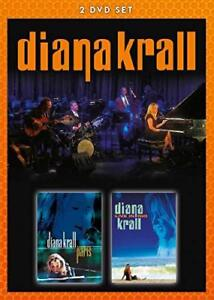 Diana Krall: Live In Paris and Live In Rio [DVD][Region 2]