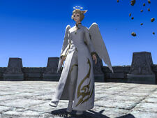 FINAL FANTASY XIV / FFXIV / FF 14 Item Character - Angelic Attire / not GIL